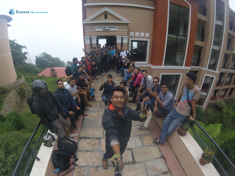 Squad C Outing to Bhangeri Resort