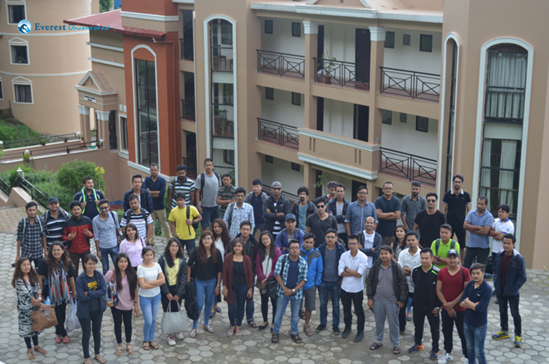 Data Transformers Team Outing to Bhangeri Durbar Resort