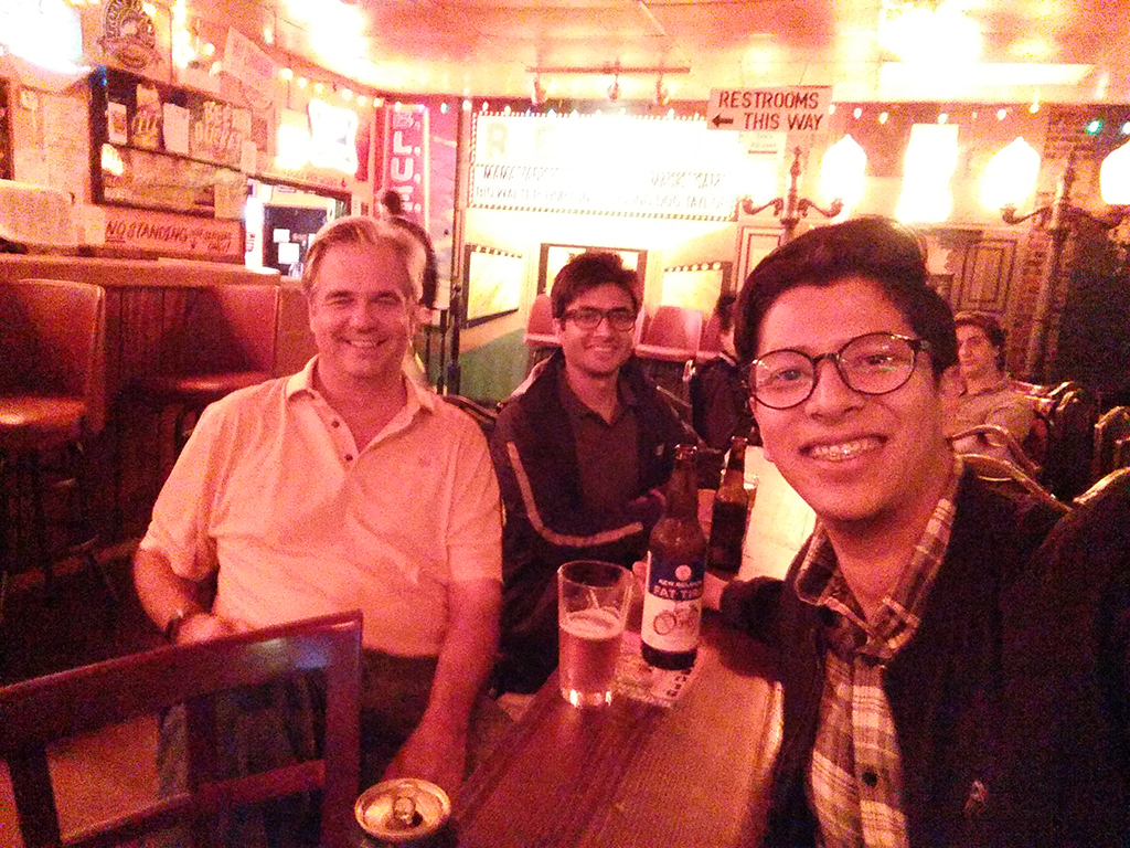 Blues Bar with Bill
