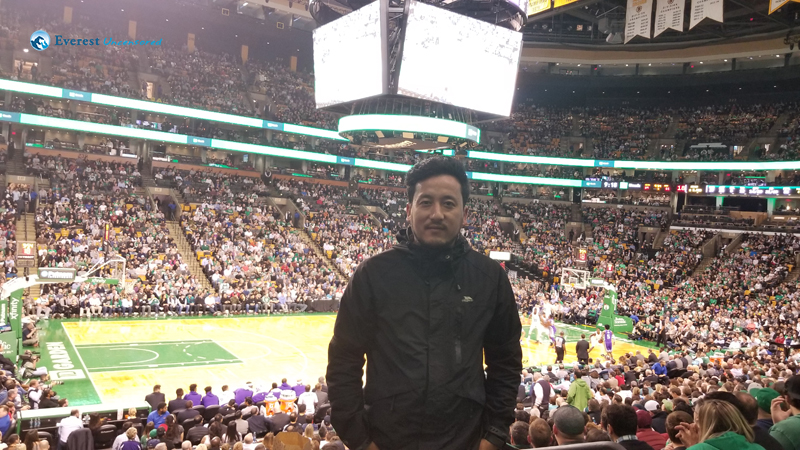 Boston Celtics, TD Garden