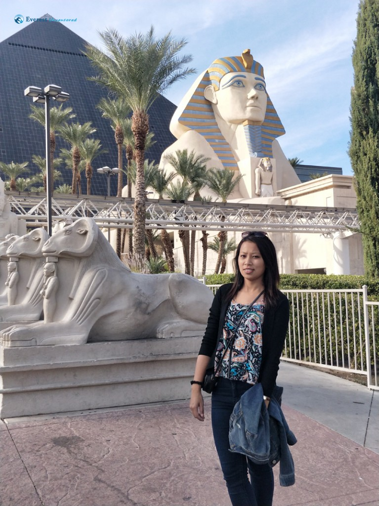 Egypt in Vegas