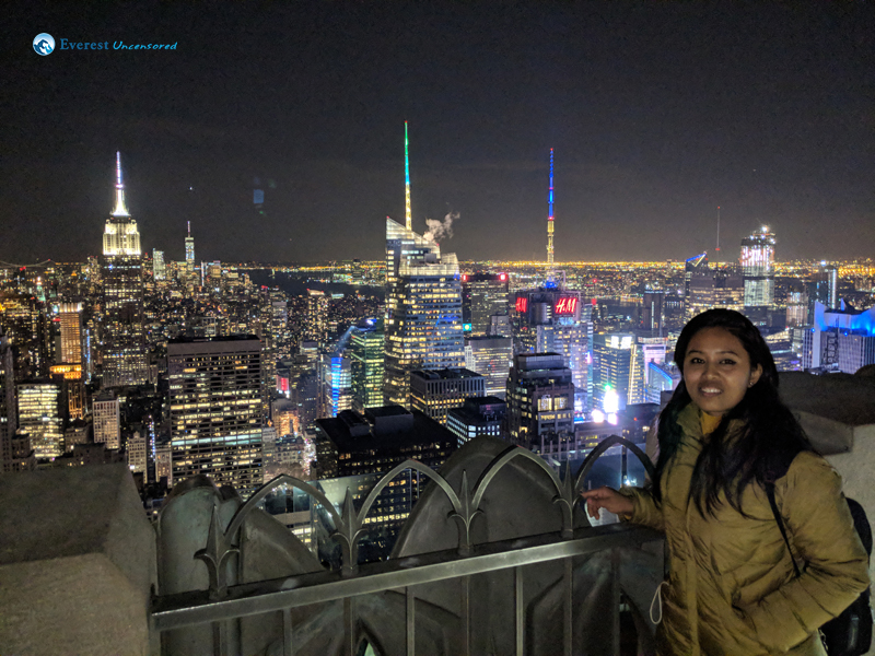 4. Top of the Rock, NYC