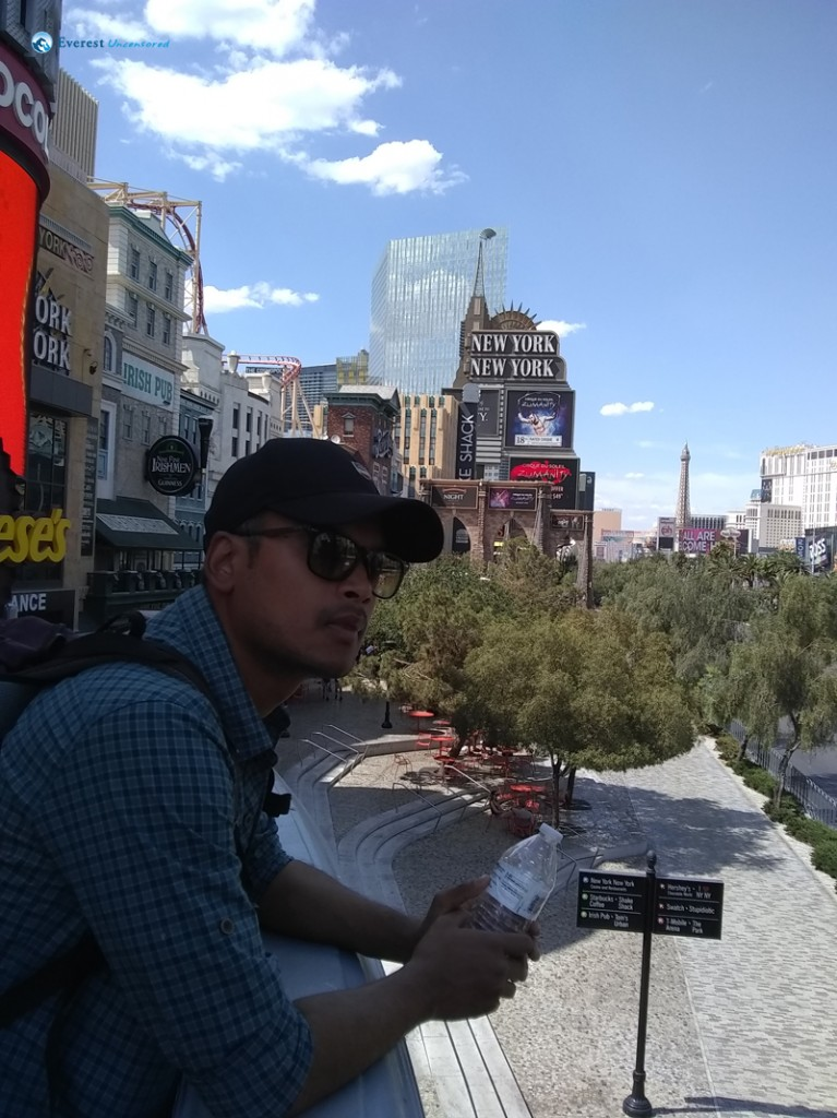 New York at Vegas
