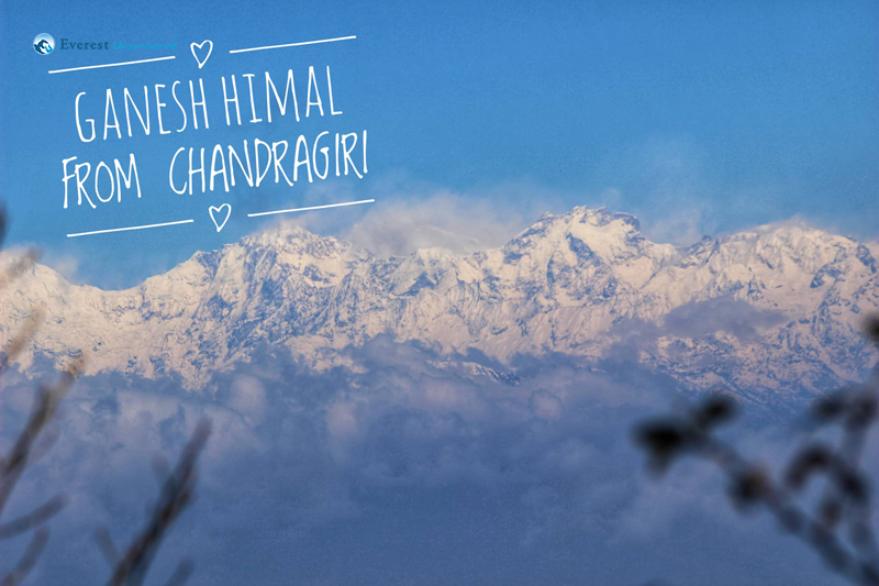10 Ganesh Himal From Chandragiri