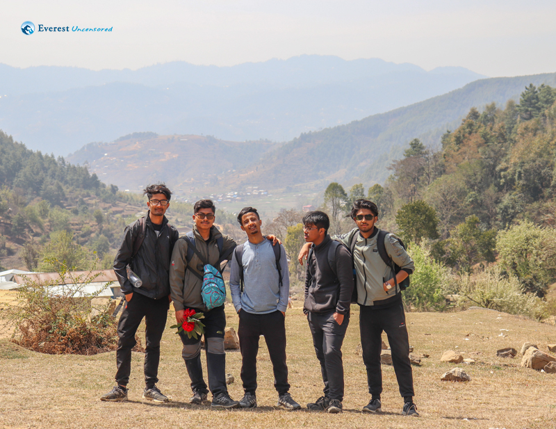 13. Bros For Hike