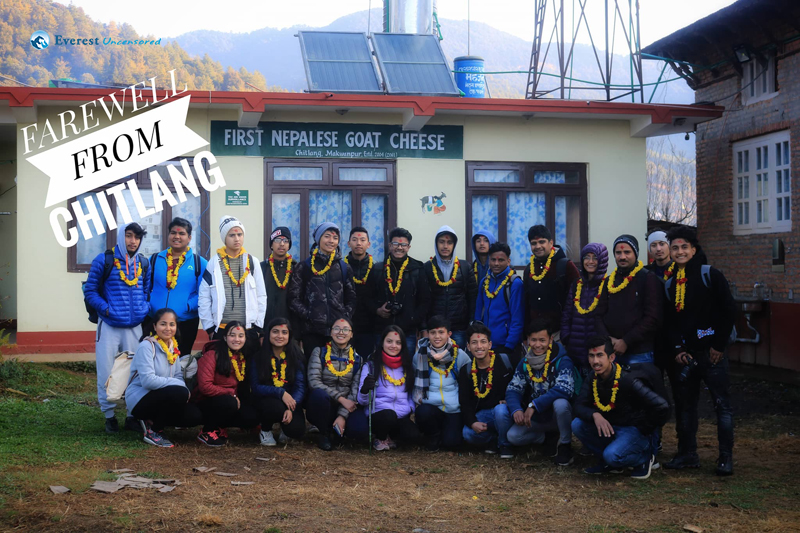9 Farewell From Chitlang