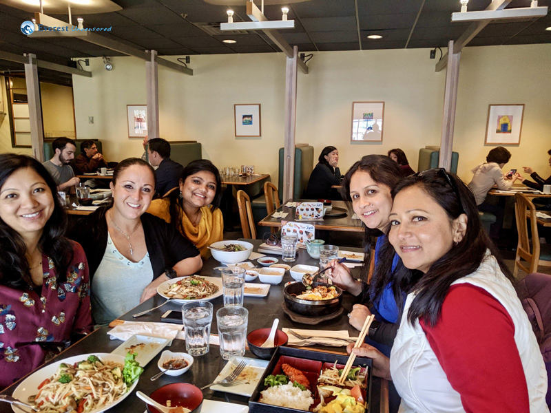 Dw Ladies Meet For Lunch