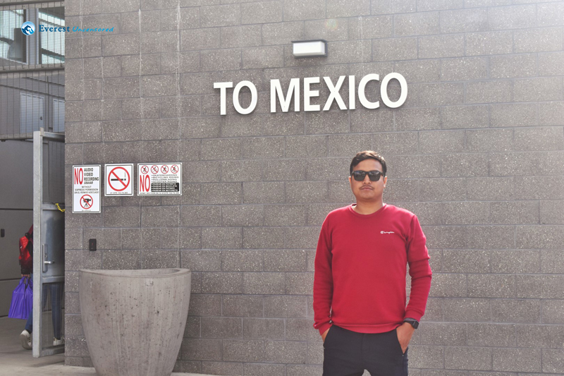 Too Close To Mexico
