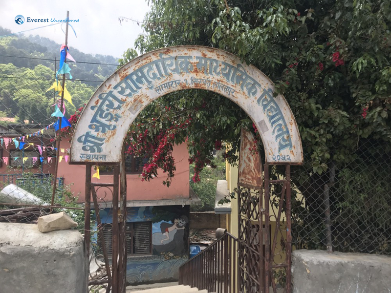 1. The School Gate