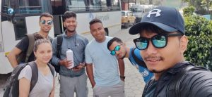 1. Before The Journey Begins, Let's Take A Selfiee