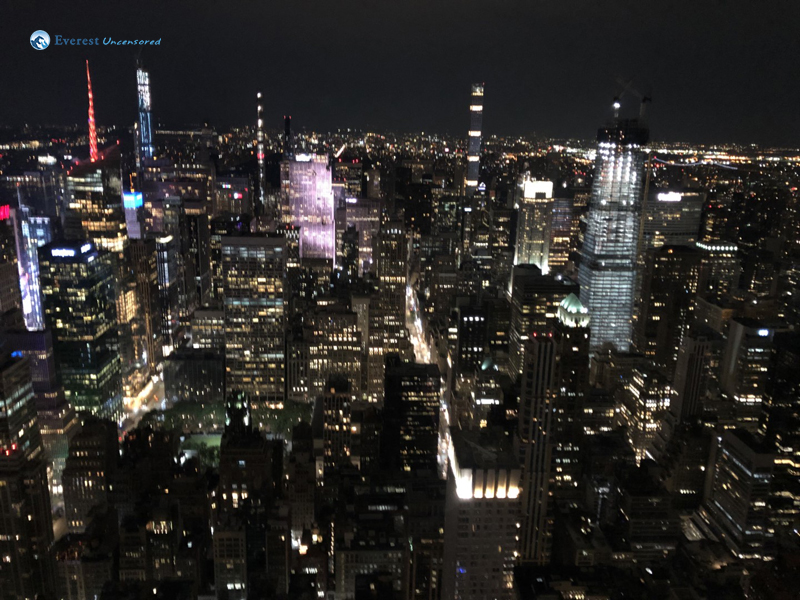 10 Night View Empire State Building