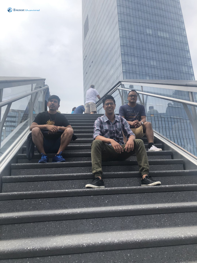 11. At The Top Of Vessel,hudson Yards