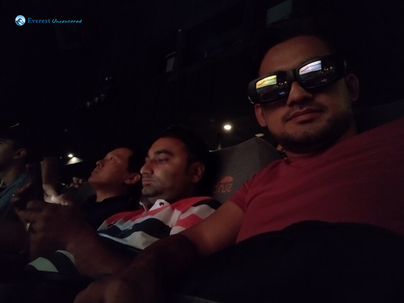 Imax 3d Movie Time