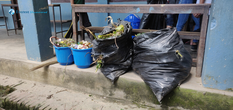 61 Collecting The Garbage