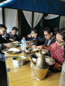 24. Lunch With Local Chicken Part 1
