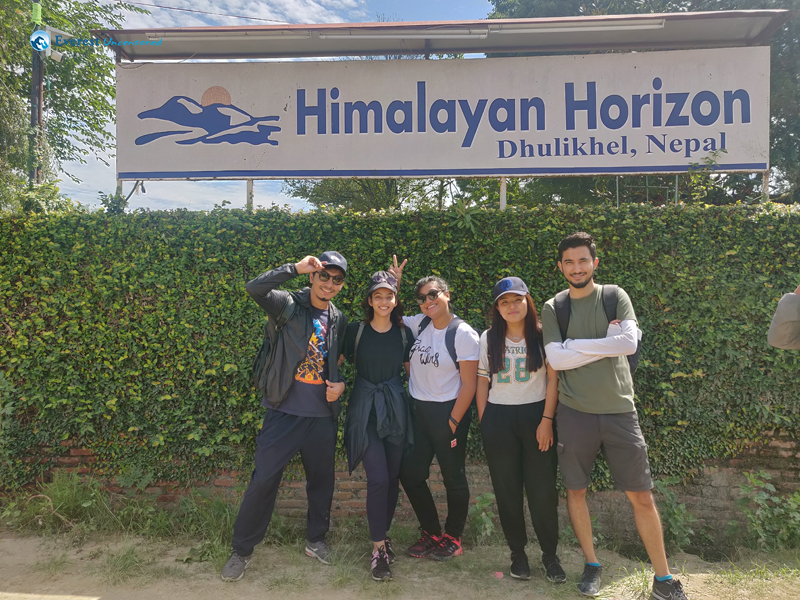 7. Starting Point of Hike