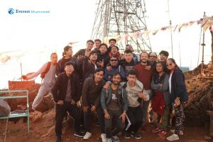 23.the Happiness Of Reaching The Peak