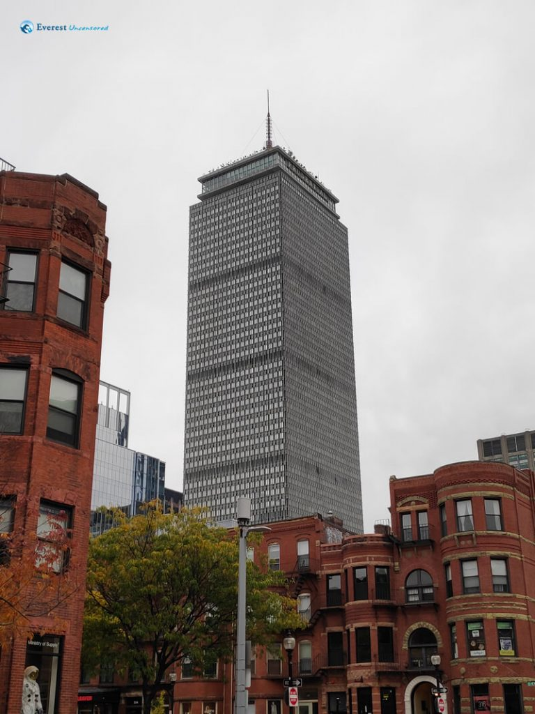 9. Prudential Tower