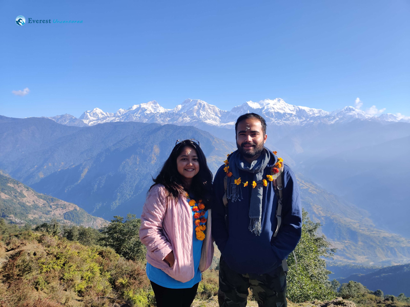 9. In Front Of The Himalayas